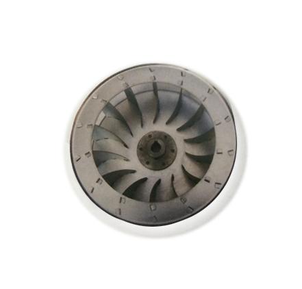 Φτερωτή φυγοκεντρικού απορροφητήρα με αραιά πτερύγια τύπου κουτάλα σειρά RΚ